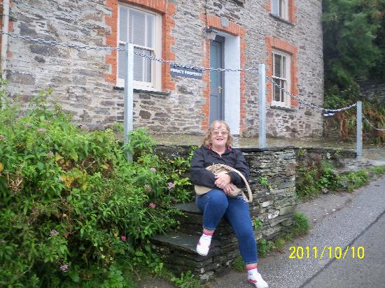 Port William Inn: Doc Martin's House