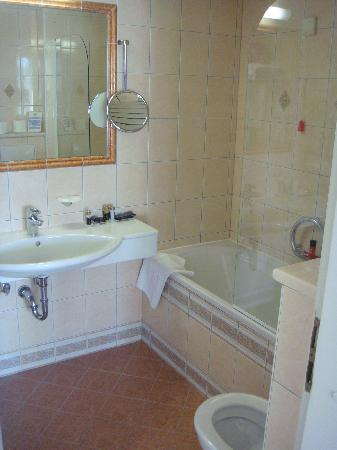 Golf Hotel Bled: il bagno
