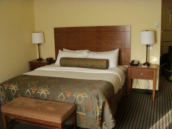 BEST WESTERN PLUS Westgate Inn & Suites: Heavenly bed