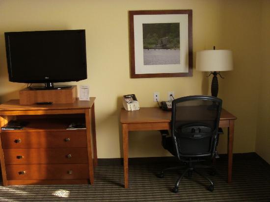BEST WESTERN PLUS Westgate Inn & Suites: Office nook