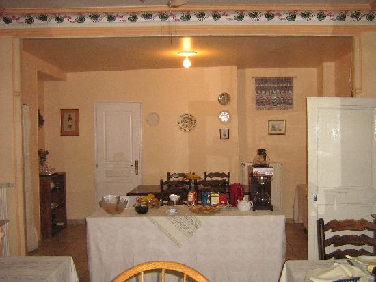 L'Assiette Anglaise: breakfast room