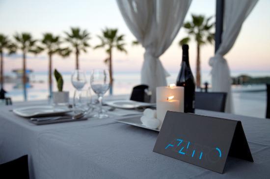 TUI Sensimar Tesoroblu Hotel & Spa: Azzurro Restaurant