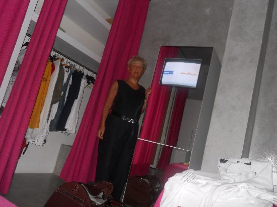Fonteblanda, Italien: particolare della stanza