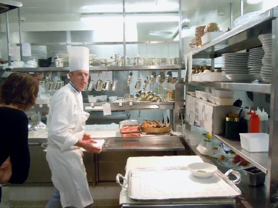 Restaurant Rue Thorigny Paris