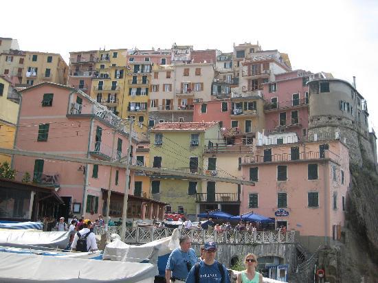 Santa Caterina Park Hotel - Sarzana: Ausflug in die Cinque Terre - Manarola