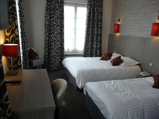 Hotel Marguerite : Chambre supérieure Rénovée