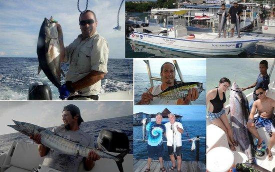 San Andres Diving & Fishing: Pesca En San Andres