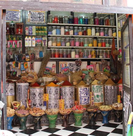 Hotel Riu Tikida Garden : Another Spice Shop