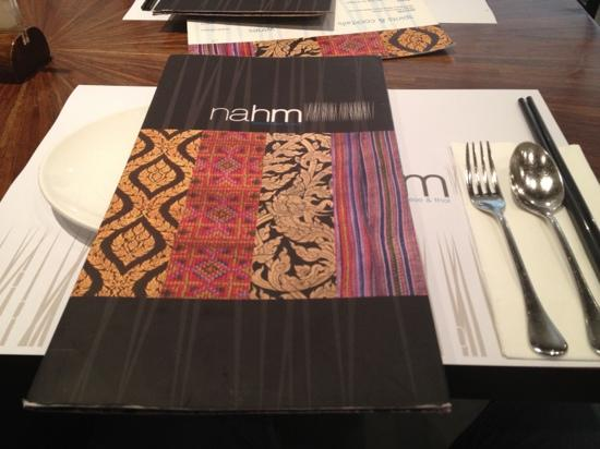 Da Domenico : Nahm @ Elements, Hong Kong