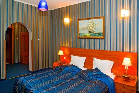 Maxim Boutique Hotel: Single room