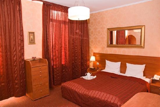 Maxim Boutique Hotel: Double room