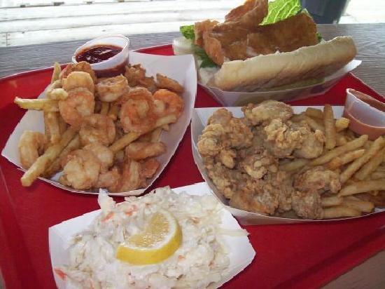 City Seafood: Fabulous Food!