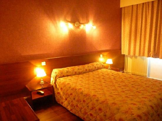 Hotel Saint Aignan : chambre