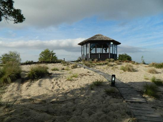 Carmelo Resort & Spa. A Hyatt Hotel: gazebo en la playa