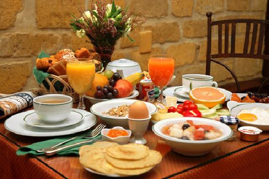 Hotel Saint Aignan : Petit déjeuner