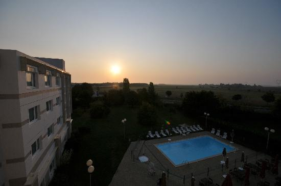 Hotel Novotel Bourges : Dawn