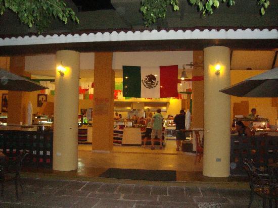 Viva Wyndham Azteca : Todo delicioso!!!