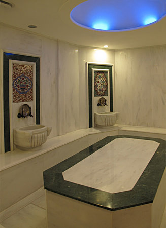 GLK PREMIER Acropol Suites & Spa: Hamam (Turkish bath)