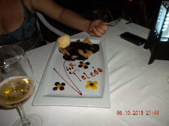 Fine Dinning Picture Of Villa Toledo Restaurant Costa Teguise