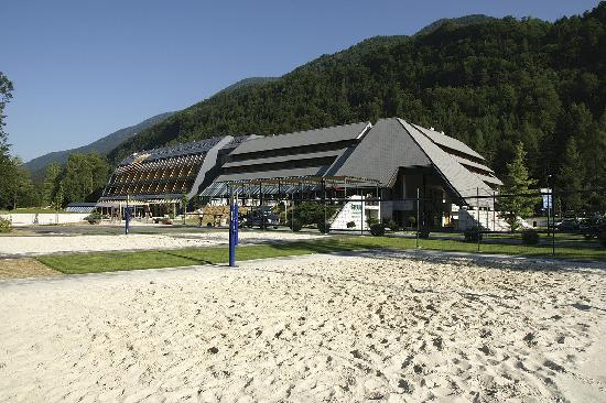 Hotel Spik Alpine Wellness Resort: Spik 3* outside sports area