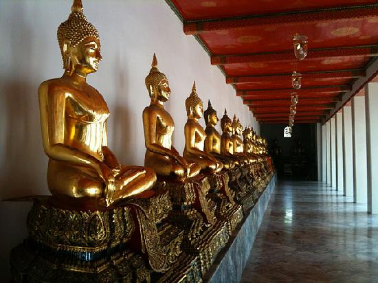 Templo do Buda Reclinado (Wat Pho)