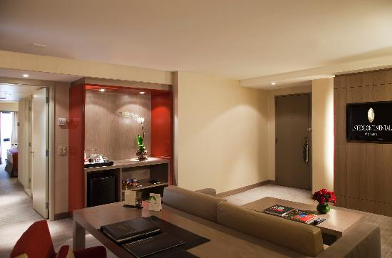 InterContinental Sao Paulo: Executive suite