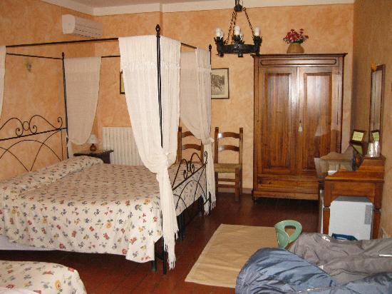 Agriturismo La Pisana : la mia stanza