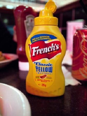 Classic American Diner : prodotti americani