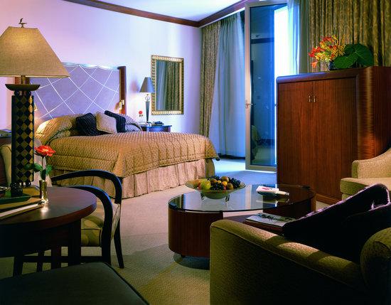 Al Faisaliah Hotel: Hotel, Deluxe Room