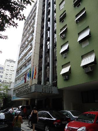 Majestic Rio Palace Hotel: Fachada