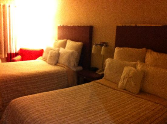 Four Points by Sheraton Ontario-Rancho Cucamonga: Room 1