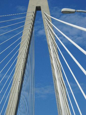 Hampton Inn Charleston/Mt. Pleasant-Patriots Point: bridge