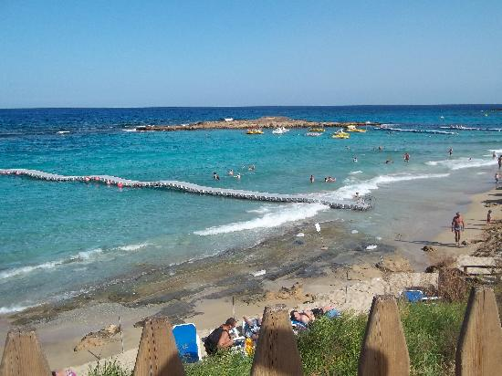 View of Fig Tree Bay
