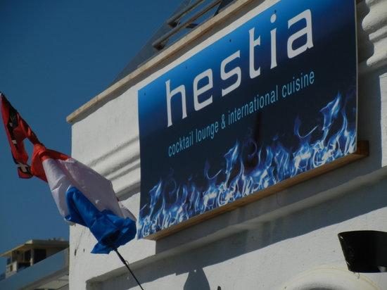 Goed eten en gezelligheid bij de Hestia met Nederlandse eigenaren