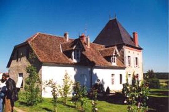 Chambres d'hotes Chateau de Champendu