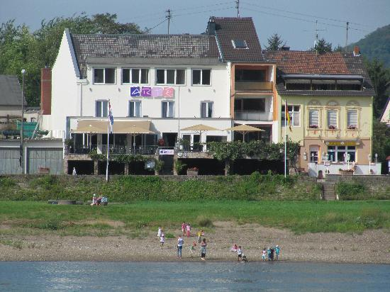 RheinHotel ARTE: Rhein Hotel Arte from Linz