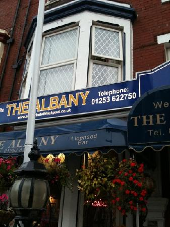 The Albany Hotel on Albert Road: great place
