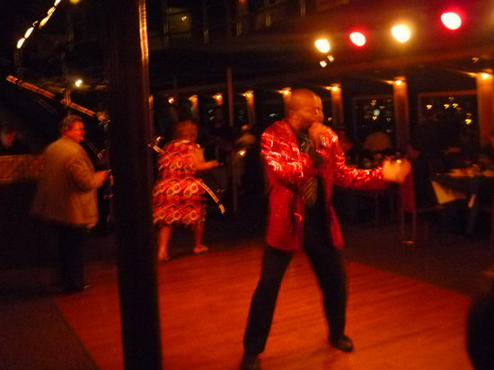Spirit of New York: Baile con DJ´s