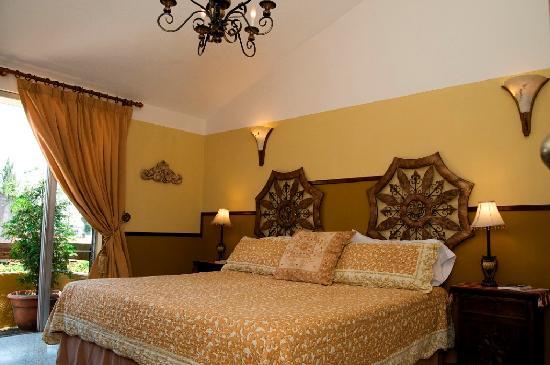 Hostal Villa Toscana: Habitación Matrimonial