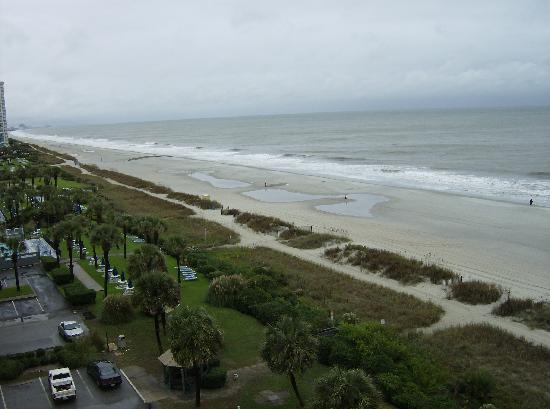 Schooner II Beach/Racquet Club: Schooner2balcony.view