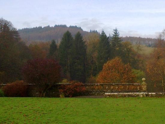 Mabie House Hotel: Autumn at Mabie House