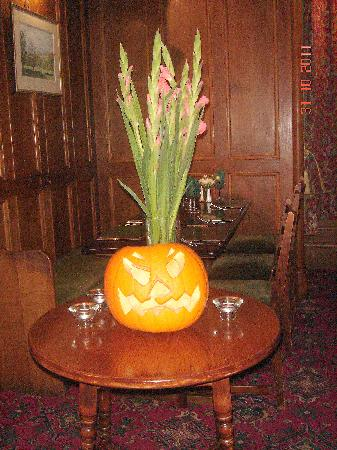 Mabie House Hotel: Halloween Feature