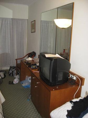 BEST WESTERN Plaza Hotel : Bedroom 1