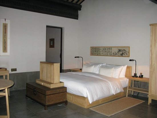 Amanfayun : Our room