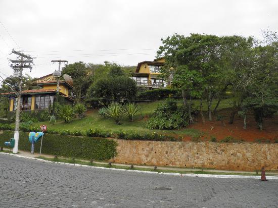 La Boheme Hotel e Apart Hotel: Vista exterior