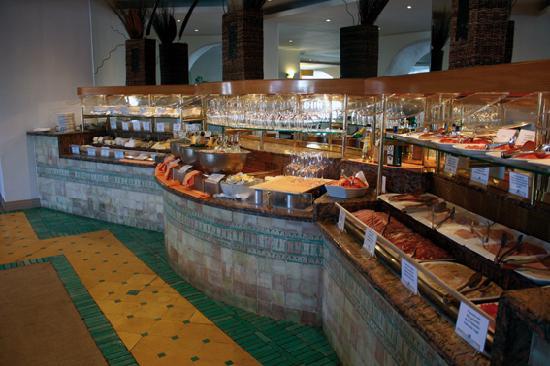 Hotel Jardin Tropical: Le déjeuner: pour tous les goûts