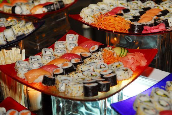 NAU Lounge: The best sushi @ Nau