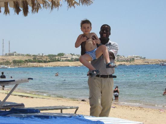 Hilton Sharm El Sheikh Fayrouz Resort: Лилия