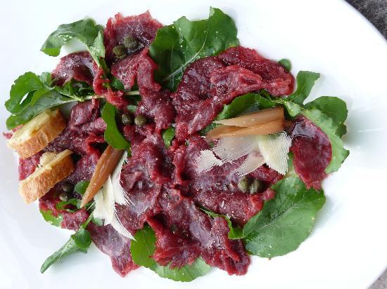 Restaurant Amfora : Beef Carpacio