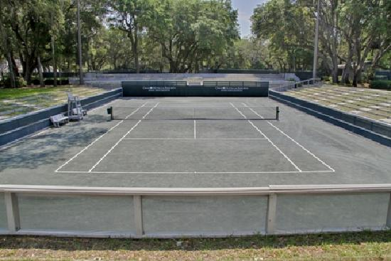 Omni Amelia Island Plantation Resort: Racquet Park featuring 23 Har Tru clay courts